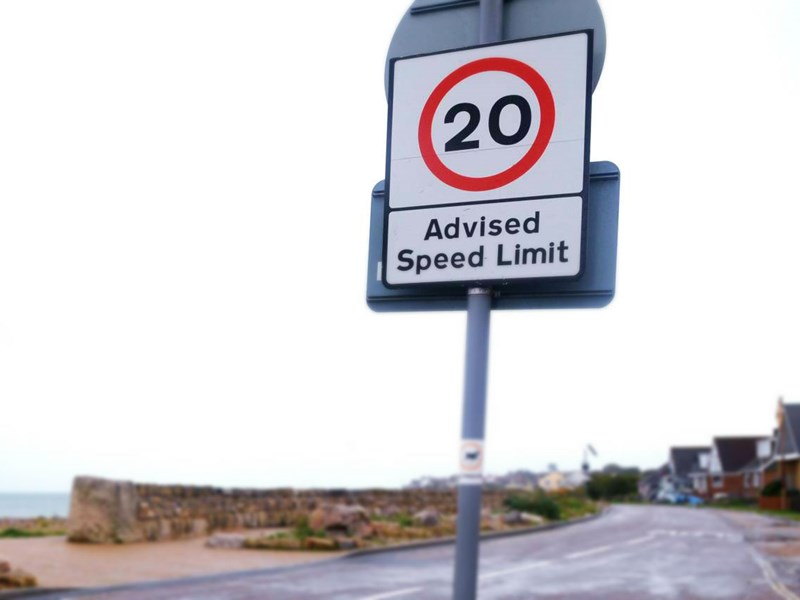 Islanders have been asked for their views on speed limits.