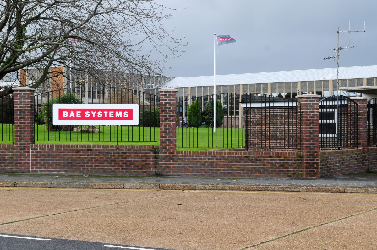 BAE Systems to cut nearly  2000 jobs