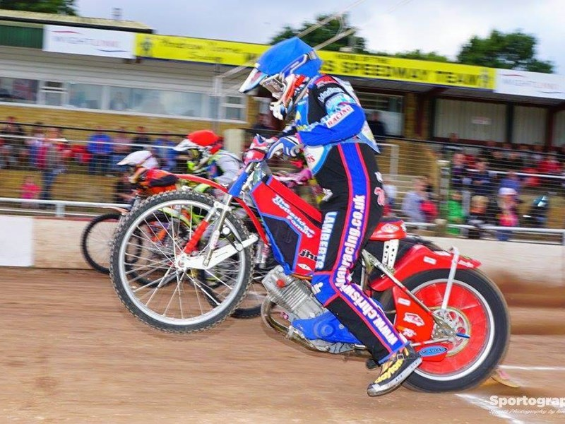 There will be no speedway racing at Smallbrook tonight. Picture by Ian Groves.