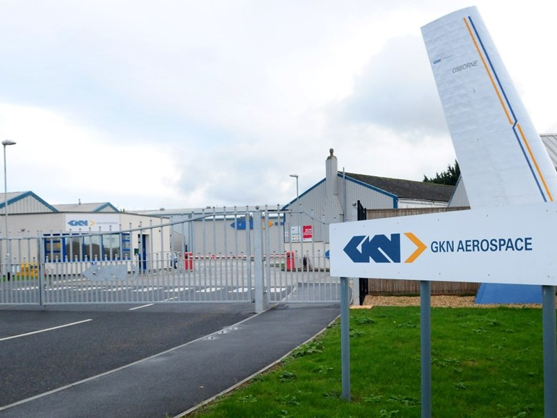 Unite the Union has raised fears for GKN's Isle of Wight employees as investment company Melrose makes plans for a hostile takeover of the company.