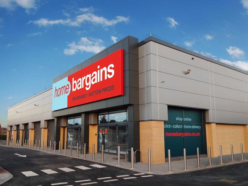 Home Bargains Isle of Wight opens on Saturday.