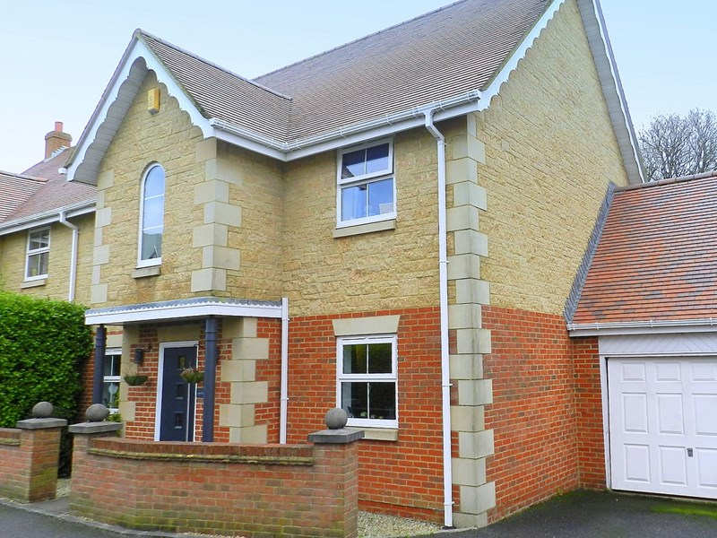 This family home in Hornbeam Square, Ryde, comes with all the contemporary conveniences but boasts space normally associated with older houses.