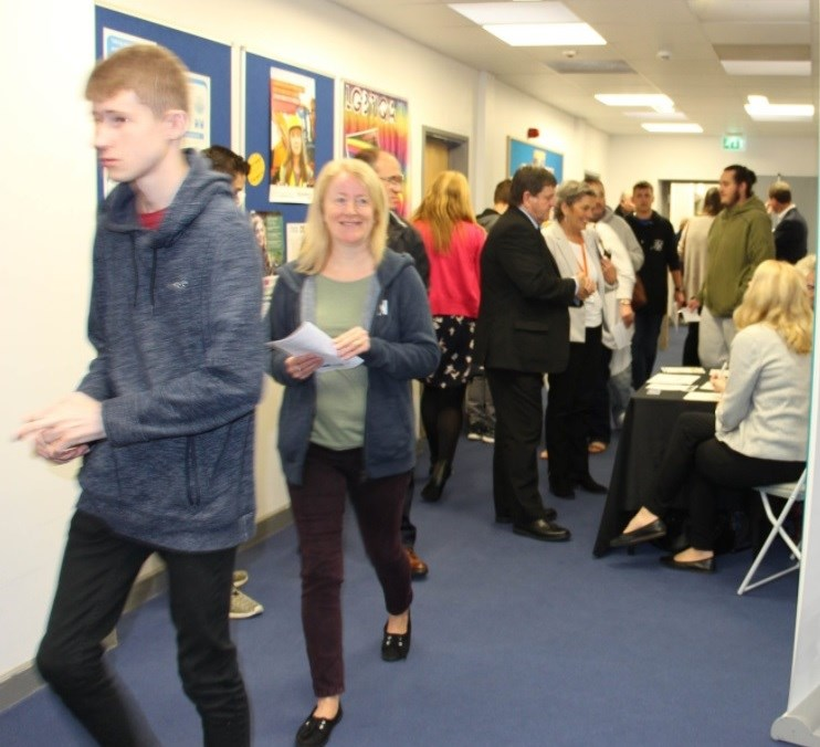 Careers fair showcases Isle of Wight job opportunities