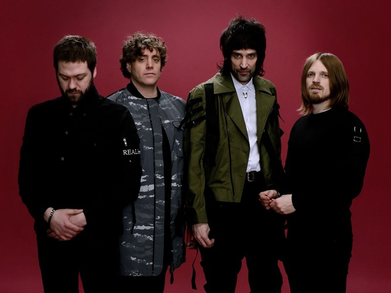 Kasabian will headline the Isle of Wight Festival 2018, along with Liam Gallagher, Depeche Mode and The Killers. The Script, Van Morrison, Blossoms and James Bay will also perform.
