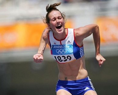 Athletics: Kelly Sotherton awarded third Olympic medal