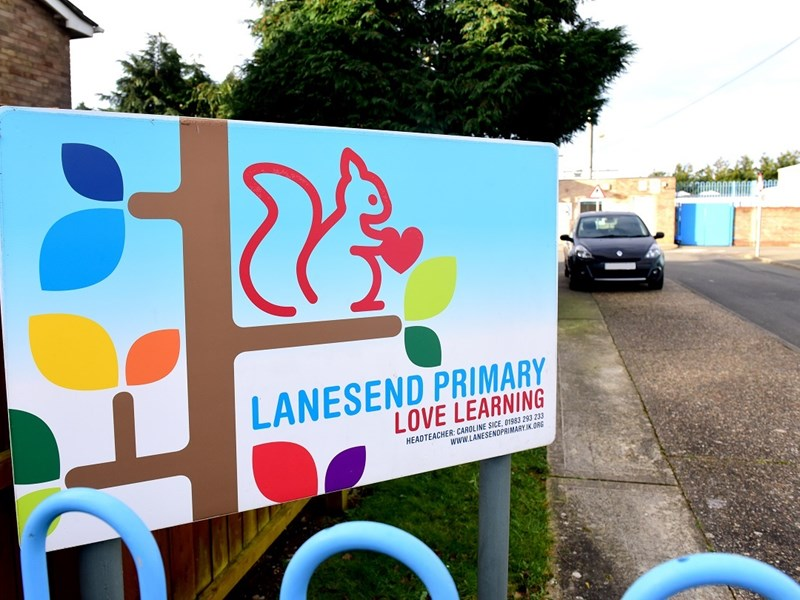 Children at Lanesend Primary School in Cowes were accidentally shown a porn film in class.
