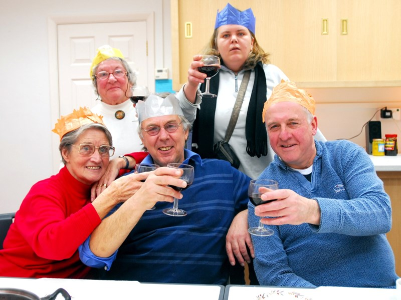 Ten years ago: A group of volunteers gave up their Christmas to provide those without companionship over the festive period, the gift of friendship. Ventnor Community Projects provided an open house for residents who would otherwise have been alone on Christmas and Boxing Day. Pictured are, front, from left, Ingrid Grice, Rob Chuter and Ian Marshall. Back, Pat Allen and Sammy Mitchell.