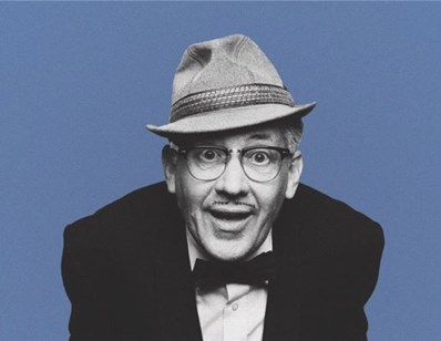 Count Arthur Strong is coming to Shanklin Theatre on Wednesday.
