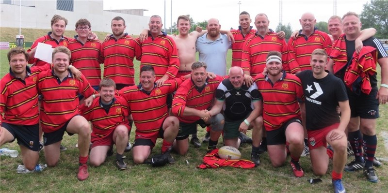 The Old Rydeians team