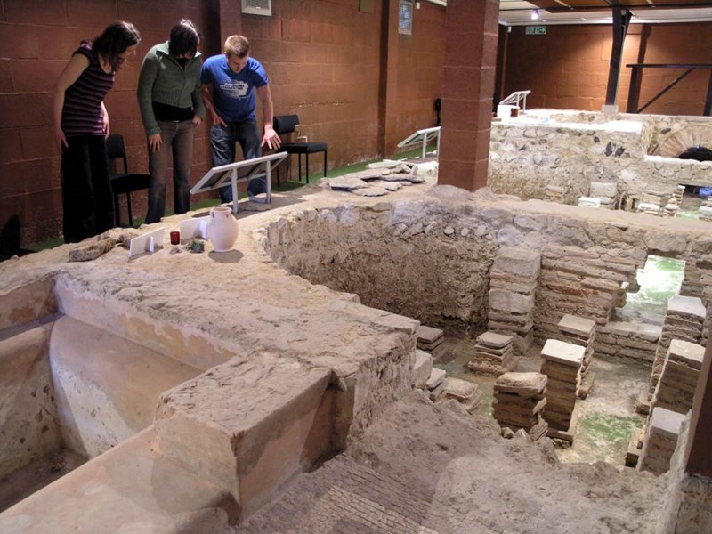 Visit Newport Roman Villa for free this weekend.