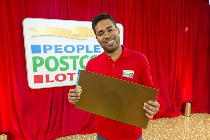 Danyl Johnson, People's Postcode Lottery ambassador, said he was delighted for the Ventnor winners.