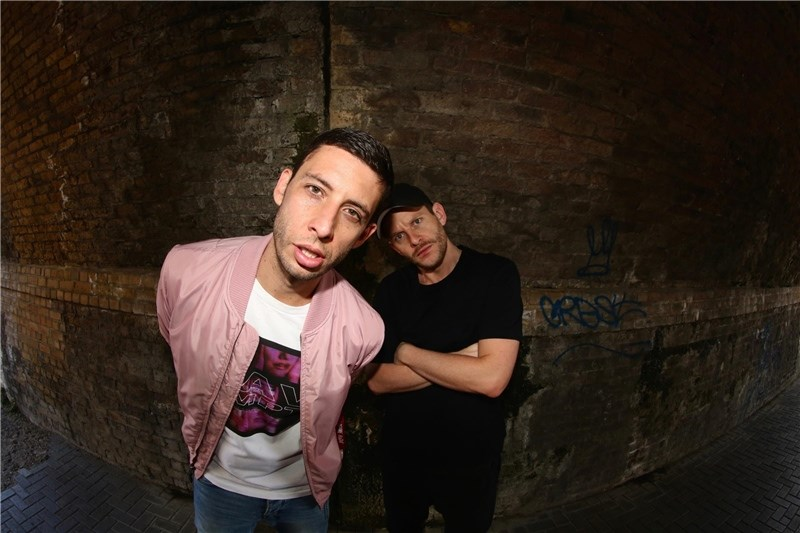 Example and DJ Wire are among artists that have been announced for Fairweather Festival 2018.