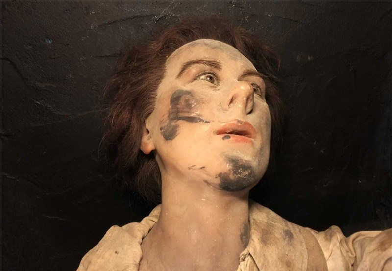 A waxwork of Valentine Gray will be on display at the new micro museum in Brading.