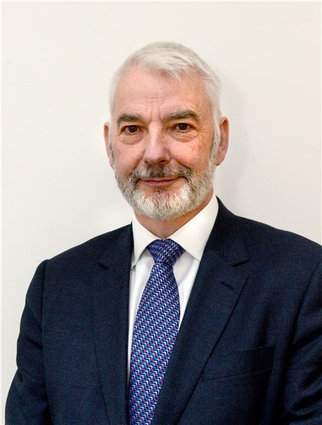Michael Lane, Hampshire and Isle of Wight Police and Crime Commissioner.