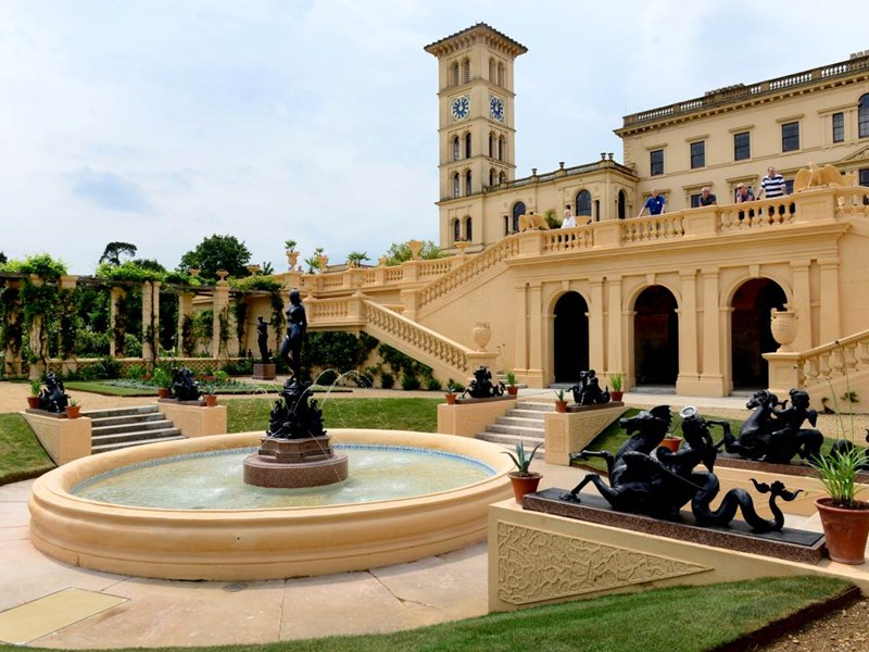 Osborne House. Picture by Robin Crossley.