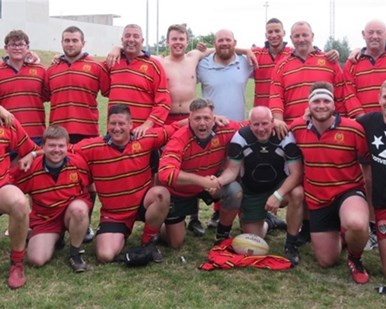 Rydeians star in rugby tour