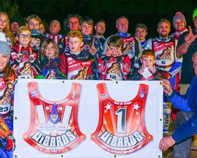 Speedway: New team for next season