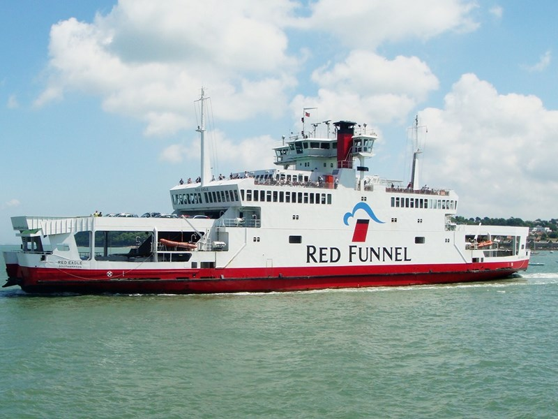 Each year, Red Funnel gives extra support to an Isle of Wight charity chosen by public vote.